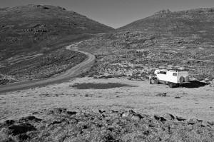 Lesotho3_Stellplatz zw. Mokhotlong u Sehonghong