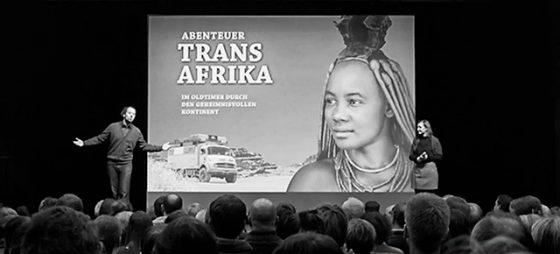 Deutschland. Premiere Abenteuer Transafrika.