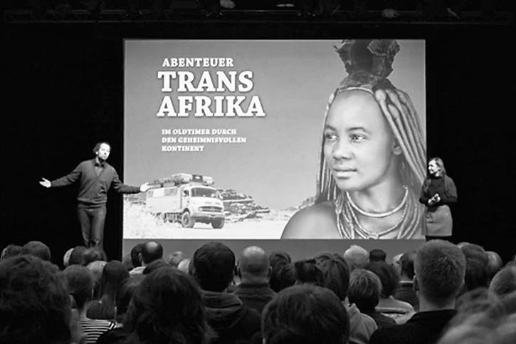 Transafrika-Premiere