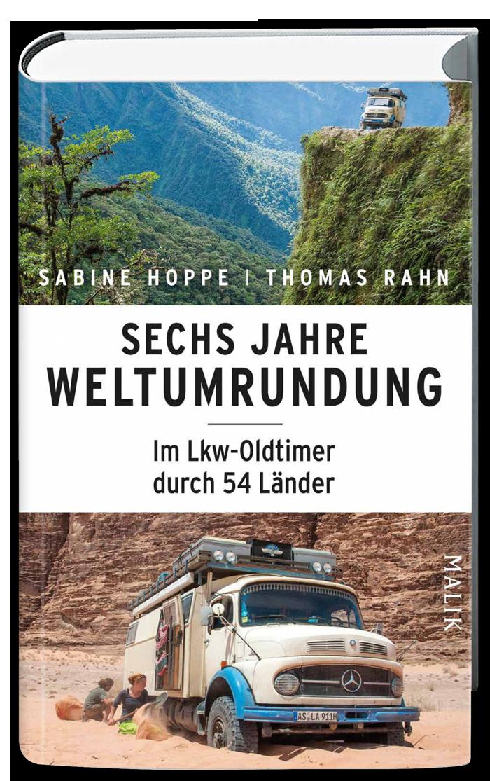 6 Jahre Weltumrundung – Das Buch zur Reise – coming soon!