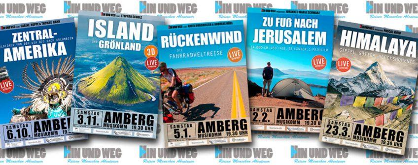 HIN UND WEG – Abenteuer hautnah erleben!