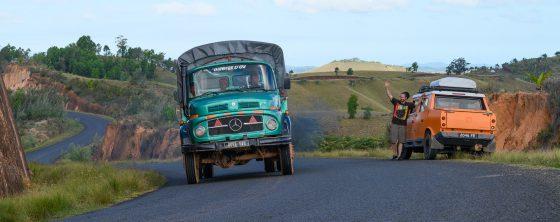 Im Dachzelt durch Madagaskar